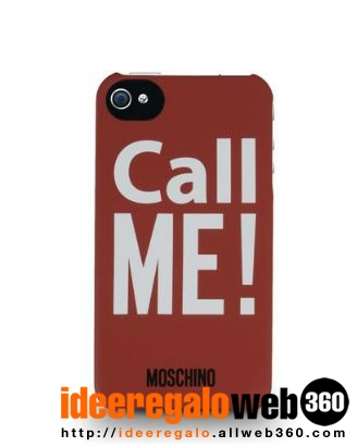 Call me, cover rossa