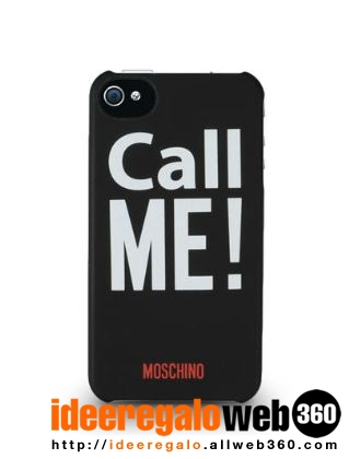 Call me, cover nera